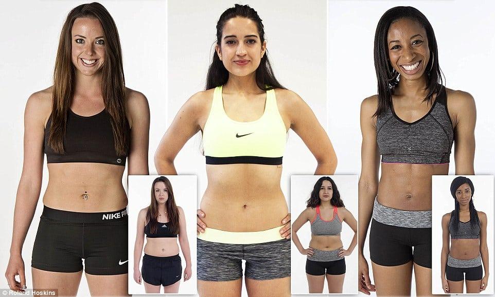 الوزن المثالي للمرأة
