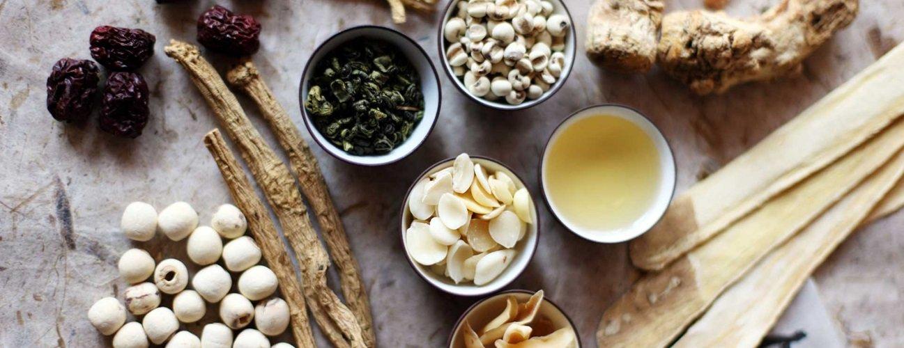 kineska medicina činije