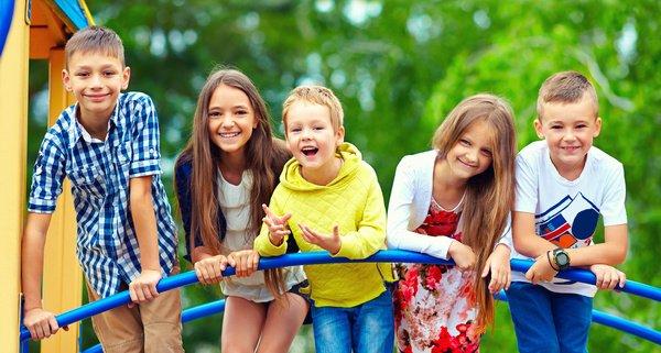 sretna deca