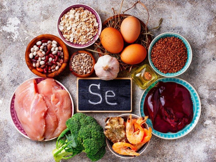 selenium in anti-cancer foods
