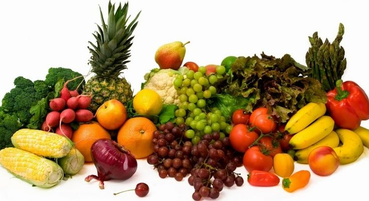 صور فواكه وخضروات