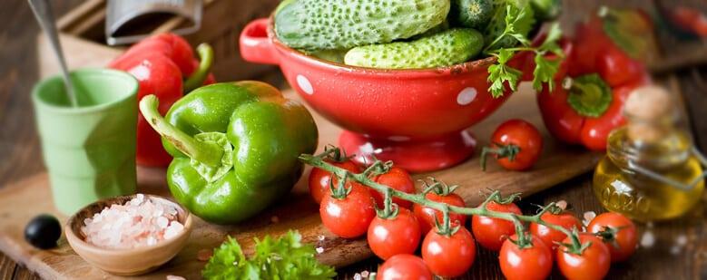 Nahrung für die Schilddrüse