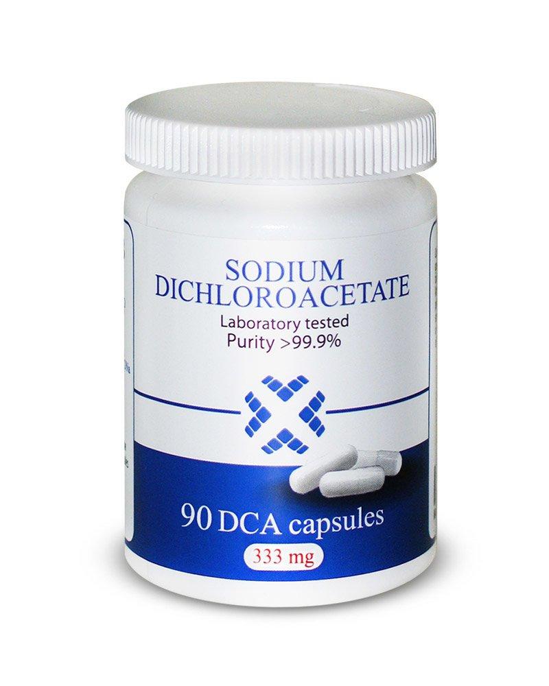 DCA dichloroacetate
