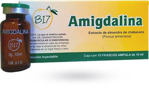 vitamin b17 injekcije