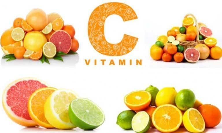 vitamin c iz voća