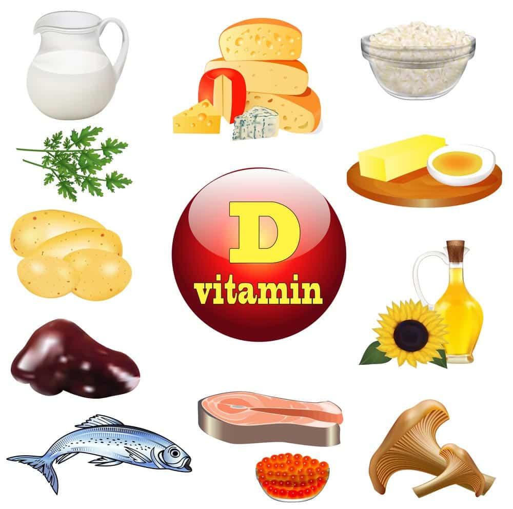 vitamin D in the diet