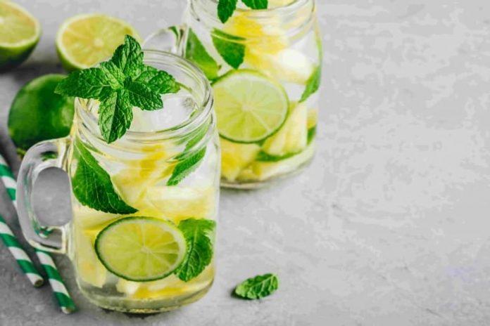 voda za detoksikaciju organizma