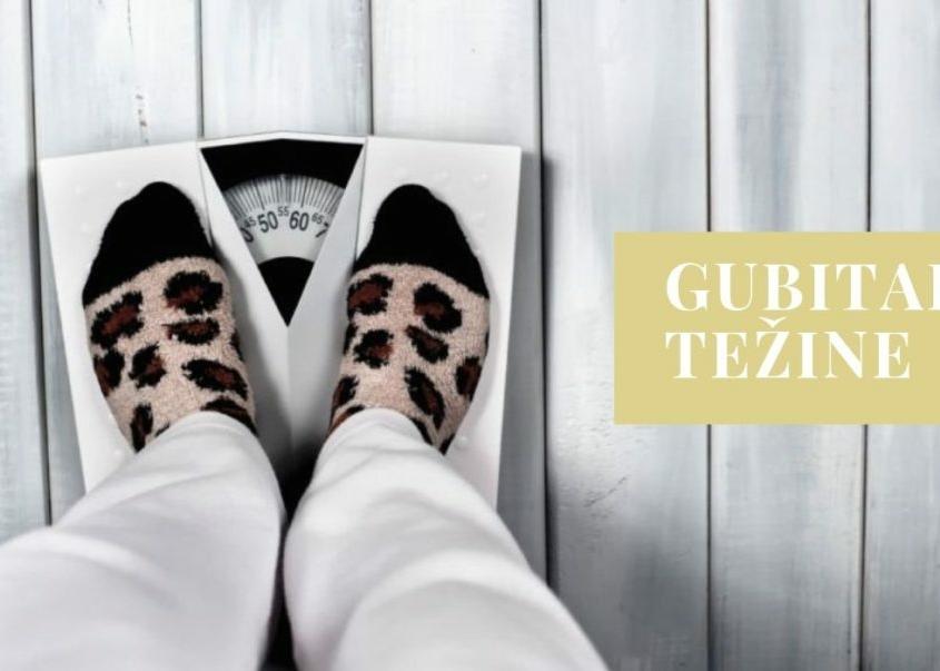 gubitak težine gojaznost