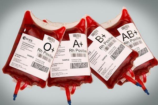Blutgruppenspende