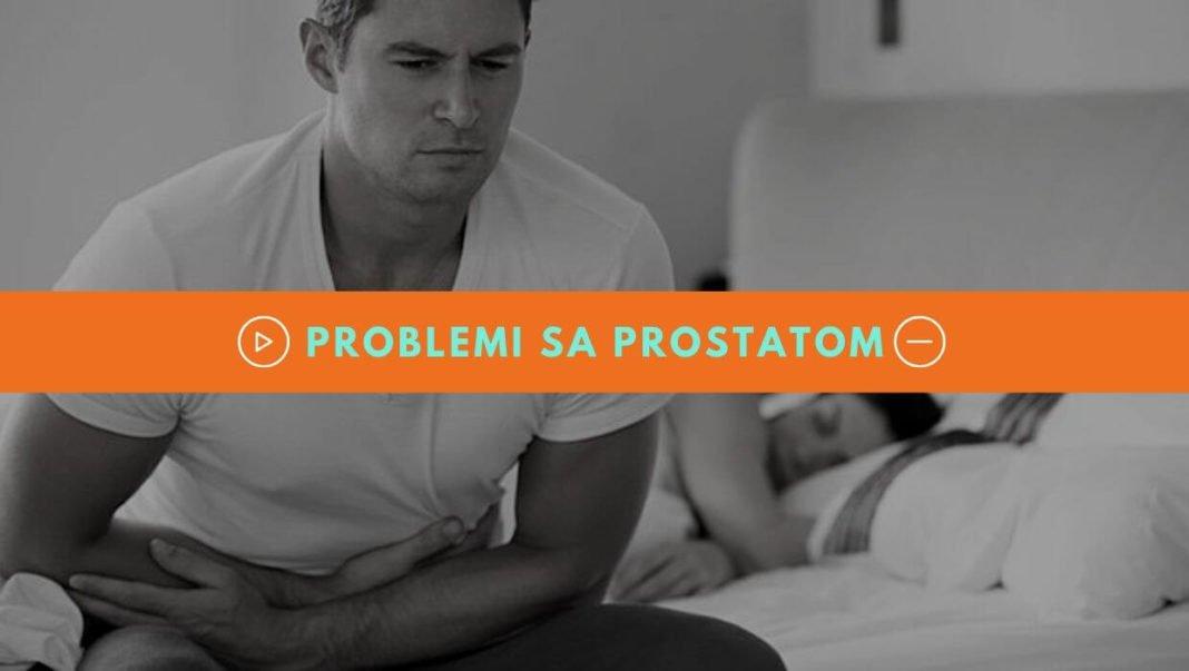 problemi rak prostata