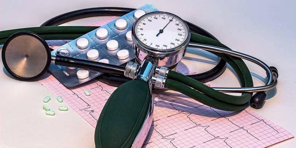 visok krvni tlak liječenje