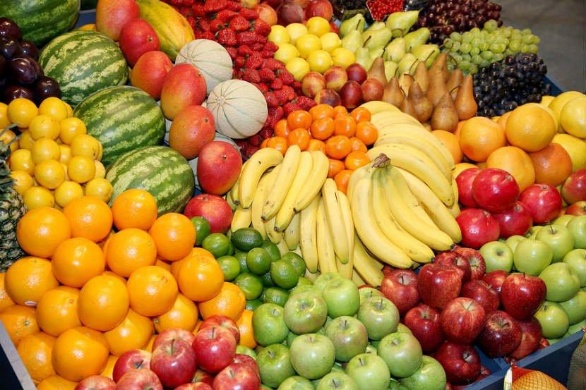 Früchte zum Essen