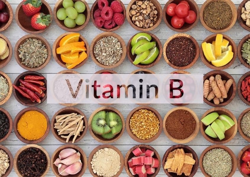 b vitamins image