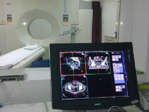 snimanje ct skener