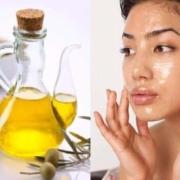 kako očistiti lice uljem
