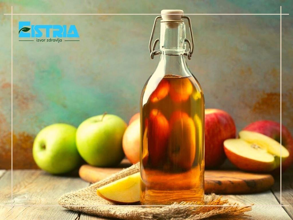eistria izvor zdravlja jabukovo sirće