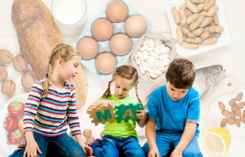 allergy in children
