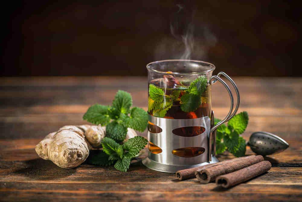 čaj i priroda