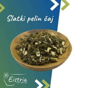 сладък чай от пелин