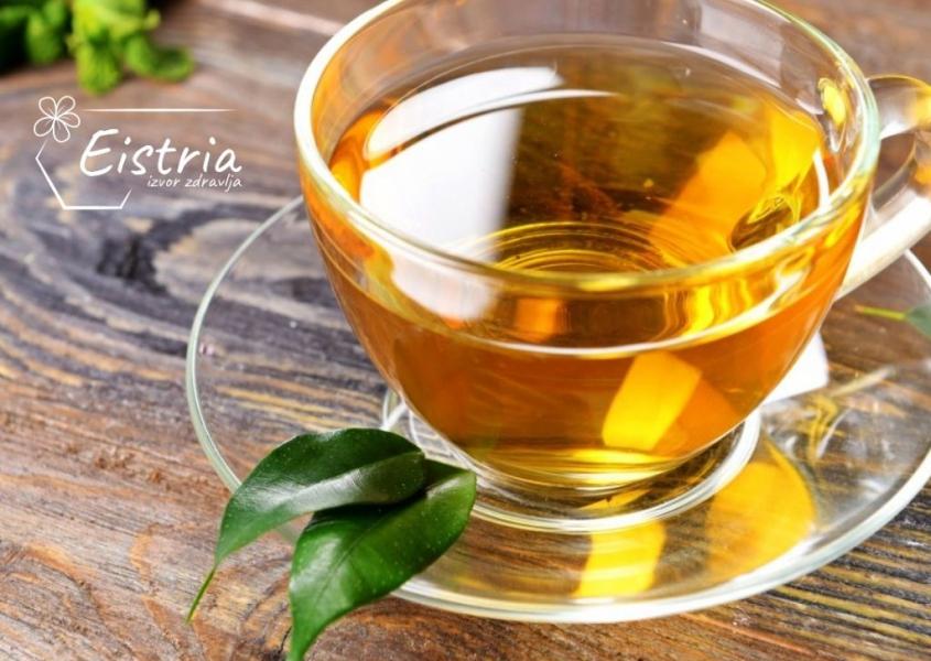Чай от градински чай