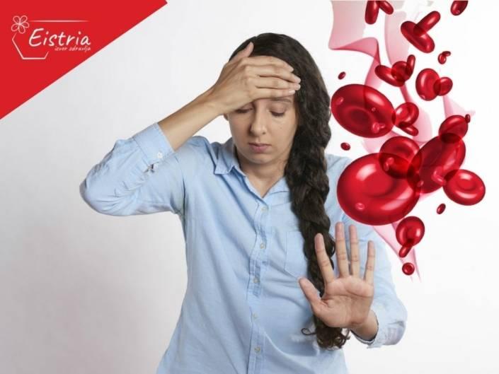 anemija slabokrvsnost
